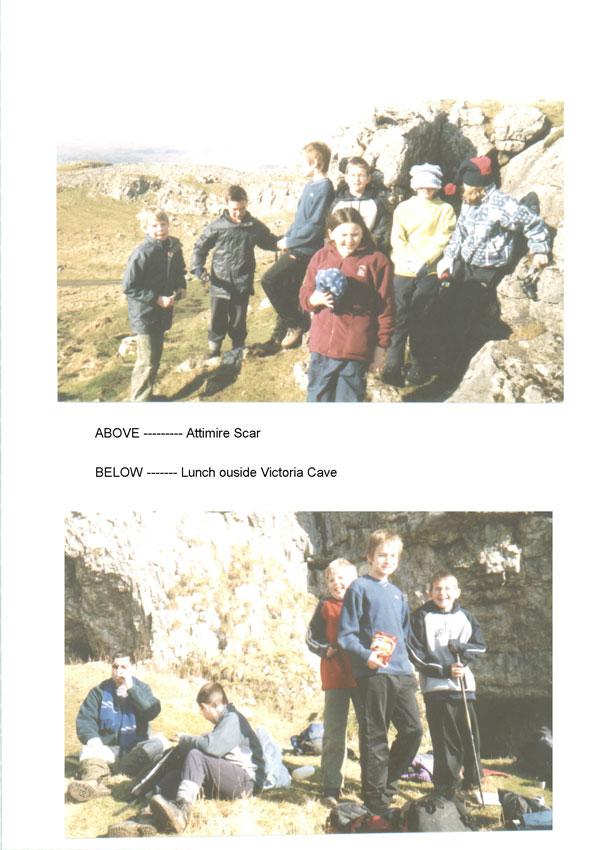YHA Weekend 2004-03